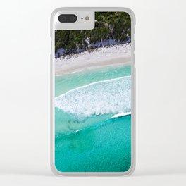 Esperance Greens Clear iPhone Case