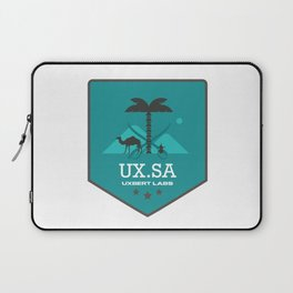 Emblem UX Saudi Laptop Sleeve