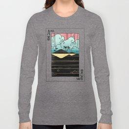 Ace of Aloha Long Sleeve T-shirt