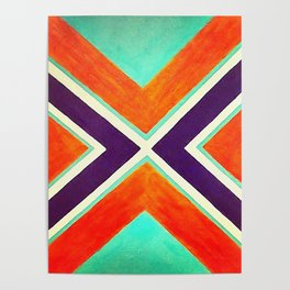 X Marks The Spot Poster