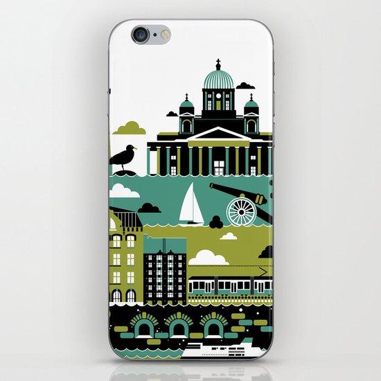 Helsinki iPhone & iPod Skin