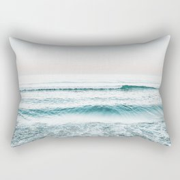 Laguna Beach California Rectangular Pillow