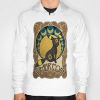 umbreon Hoodies featuring Umbreon by Yamilett Pimentel