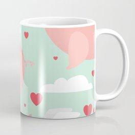 When pigs fly Coffee Mug