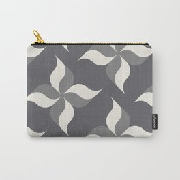 Pinwheels in Ash Carry-All Pouch