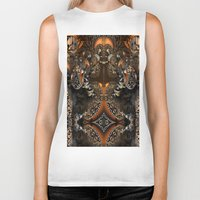 mother Biker Tanks featuring Mother by Robin Curtiss