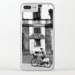 Lucca, Italy Clear iPhone Case