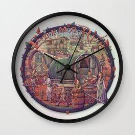 Edema Ruh Wall Clock