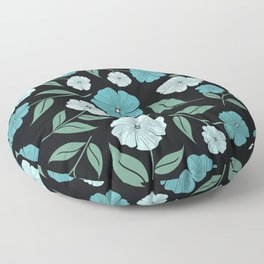 Wildflower Dreams Floor Pillow