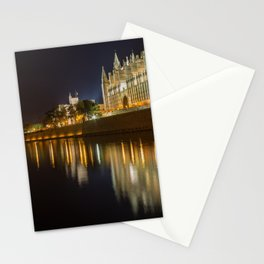 Palma Cathedral - Palma de Mallorca Spain Stationery Cards