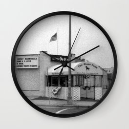 A National Landmark Wall Clock