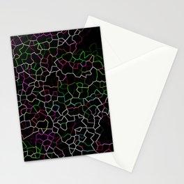 Spring Crackle Stationery Cards
