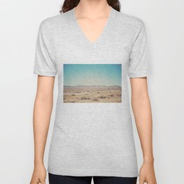 in the distance ... Unisex V-Neck