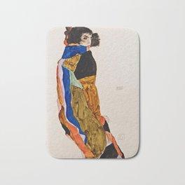 Egon Schiele - Moa Bath Mat