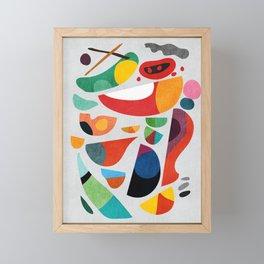 Still life from god's kitchen Framed Mini Art Print