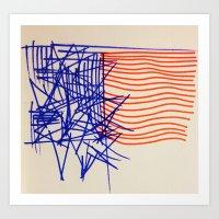 American Dreaming Art Print