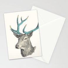 Party Animal - Deer Stationery Cards