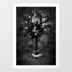 Eve 3000 Art Print