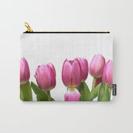 Tulips in Space.... Carry-All Pouch