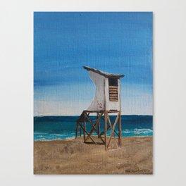 NC Beach Inspired 4 Canvas Print