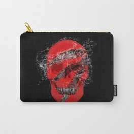 Water Balloon Skull Carry-All Pouch