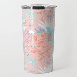 Lotus + Papyrus Garden Travel Mug