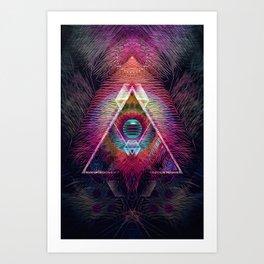 A_ Art Print