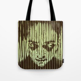 no casualities - green version Tote Bag