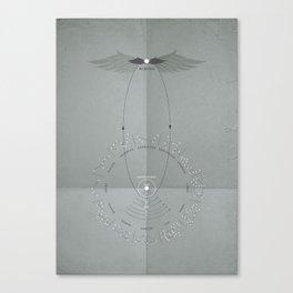 Nibiru Canvas Print