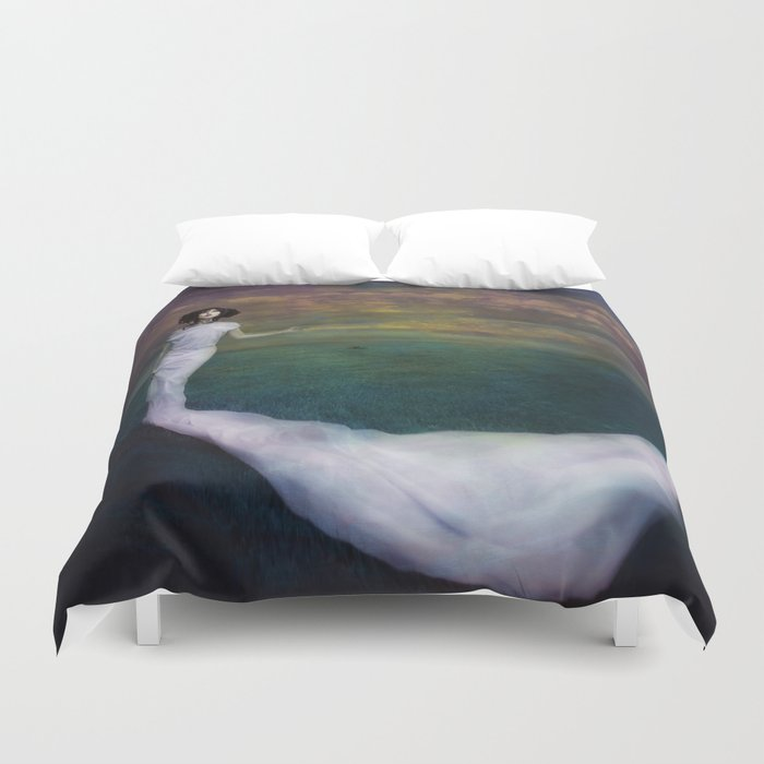 Wicked Game Duvet Cover