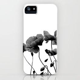 wildflowers 03 iPhone Case