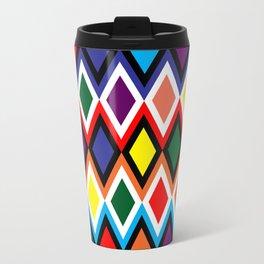 Harlequin - Wild Bright Diamonds Travel Mug