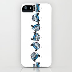 Ari Vatanen-Bruno Berglund, 1989 Paris Dakar crash sequence Slim Case iPhone (5, 5s)