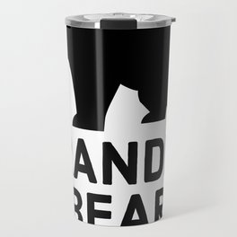 Grandpa Bear Travel Mug