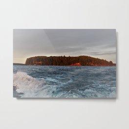 Isle of Sun Metal Print