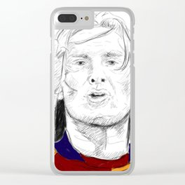 Francesco Totti Clear iPhone Case