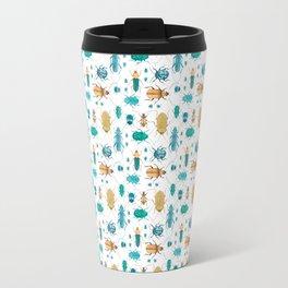 Beetles #2 Travel Mug