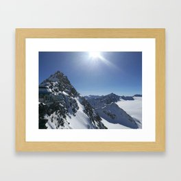 Bright Light Framed Art Print