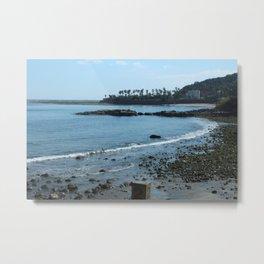 Coastal Drive Metal Print