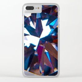 Bejeweled Clear iPhone Case