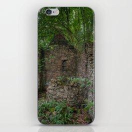 Derelict Cottage iPhone Skin
