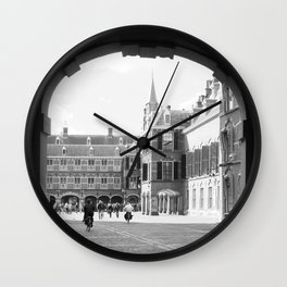 Binnenhof Wall Clock