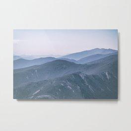 Hills #2 Metal Print