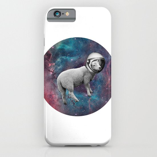 The Space Sheep 2.0 iPhone & iPod Case