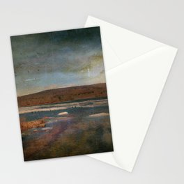 Solitary Loveliness Stationery Cards