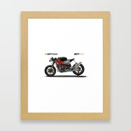 BOTT M210 Framed Art Print