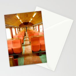 Vintage Train Stationery Cards