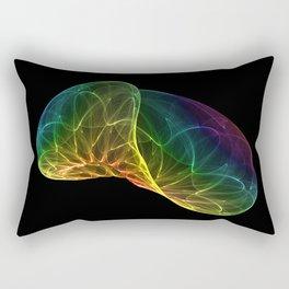 Creature of the Deep Rectangular Pillow