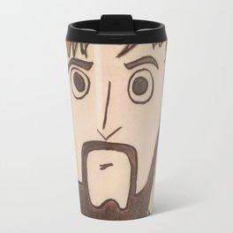Sketchbook Series: Fat Cass Travel Mug