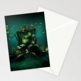 Wizard Stump Stationery Cards
